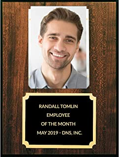Best employee of the month plaque Reviews