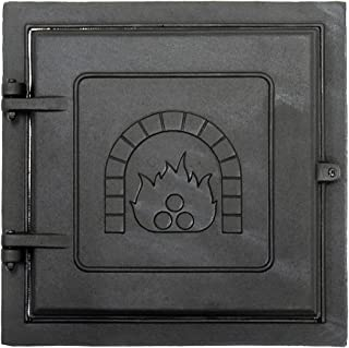 Minuteman International Chimney Door, Black