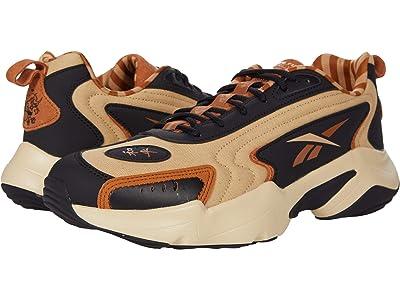 Reebok Lifestyle Reebok x Kung Fu Panda Vector Runner (Black/Beige/Salted Caramel) Shoes