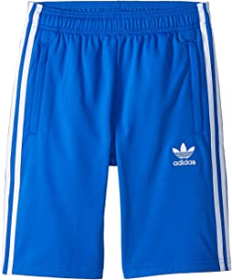 adidas Originals Kids - Basketball 3-Stripe Shorts (Big Kids)