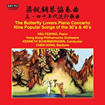 The Butterfly Lovers Piano Concerto - Nine Popular Songs of the 30s& 40s