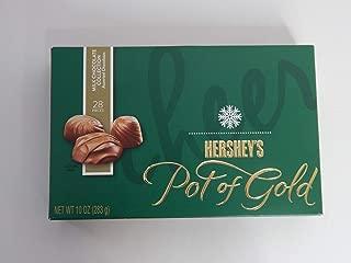 Hersheys Pot Of Gold Milk Chocolate Collection 10 oz