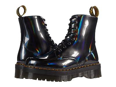 Dr. Martens Jadon Halogram (Gunmetal) Shoes