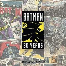 Batman 80th Anniversary 2020 Collector's Edition Calendar