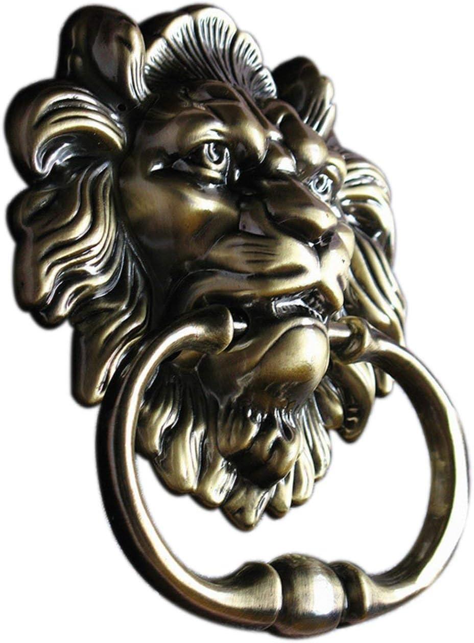 Quantity limited SHERIC Trust Knocker Door Pull Handle Lion