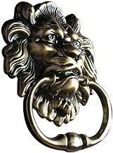 SHERIC Knocker Door Handle Pull Lion Knocker