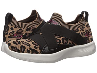 BOBS from SKECHERS Bobs Squad 2 Lil Gadito (Leopard) Women