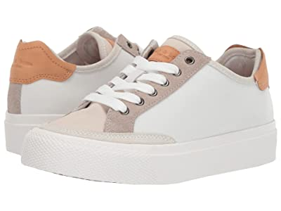 rag & bone RB Army Low Sneaker (White) Women