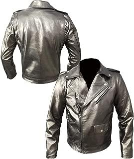 X-Men Apocalypse Evan Peters Quicksilver Double Rider Xmen Jacket