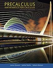 Precalculus: Mathematics for Calculus (Standalone Book) PDF