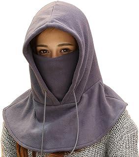 Lenikis Winter Versatile Neck Warm Fleece Mask Balaclavas