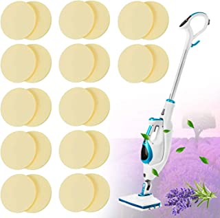 UEM Replacement Steam Mop Scent Discs Lavender Fragrance Discs Pads Steam Mop Compatible with Bissell Powerfresh and Symphony Series Fits Model 1940, 1806 and 1132, Lavender Fresh Fragrance (24 Pack)