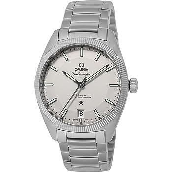 [オメガ] 腕時計 コンステレーション グローブマスター シルバー文字盤 130.30.39.21.02.001 メンズ 並行輸入品 シルバー