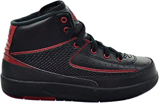 00f3216367c962 Jordan 2 Retro BP Little Kid s Shoes Black Varsity Red 395719-002