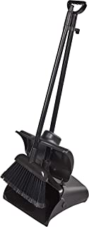 Elliott Long Handled Dustpan and Brush Set with Comb Catcher