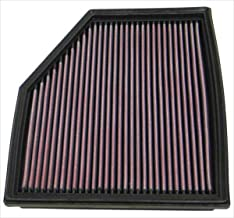 57-1002 2.5//2.8L L6 Black HDPE Tube with Red Oiled Filter K/&N Cold Air Intake Kit with Washable Air Filter:  1999-2005 BMW 3 Series 325Ci, 325i, 325 Xi, 323 Ci, 323i, 328Ci, 328