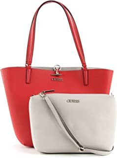 Guess Ratet Beutel Frau Rot