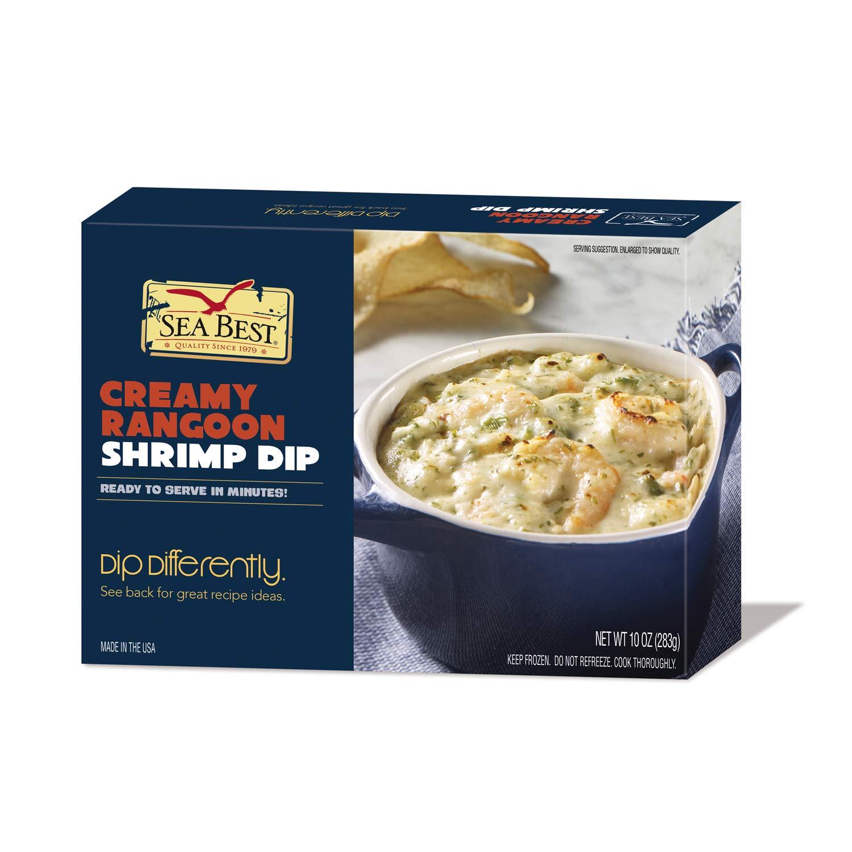 Sea Best Ranking TOP9 Creamy Rangoon 10 Chicago Mall Dip Shrimp Oz