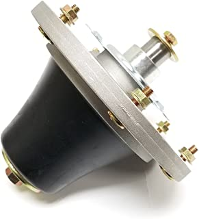 Spindle Assembly replaces Grasshopper Spindle # 623762 623782, Includes Mounting Hardware and Plastic Grass Shield