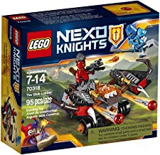LEGO Nexo Knights 70318 The Glob Lobber Building Kit (95 Piece)