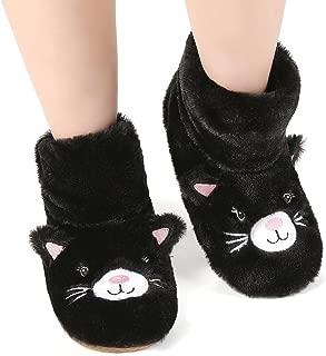 Best black cat slipper socks Reviews