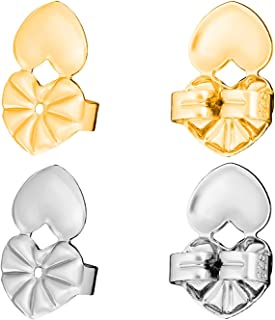 New Magic Bax Earring Backs Hypoallergenic Gold Plated Jewelry/Sterling Silver