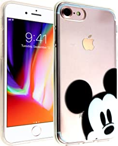 iPhone SE 2020 CASEMPIRE Mickey Mouse TPU Case Shock Proof Never Fade Slim Fit Cover for iPhone SE 2020 Mickey Mouse Face