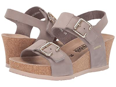 Mephisto Lissandra (Light Grey Nubuck) Women