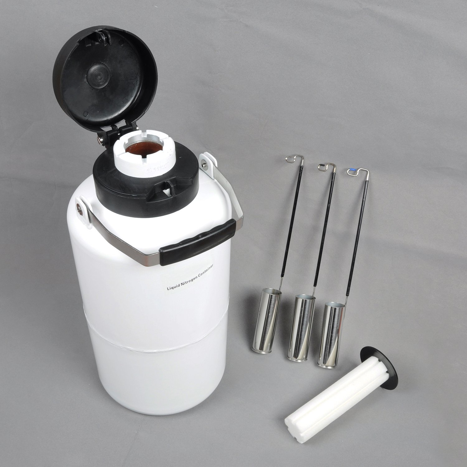 Rhegeneshop Manufacturer direct delivery New 3.15 Ranking TOP2 L Cryogenic Tank Container Liquid Nitrogen