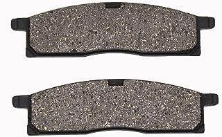 AHL Plaquettes de Frein pour Yamaha TTR125 LWM//LWN//LWP//LWR//LWES//LWS//LWET//LWT//LV//LEV//LEW//LEX//LEY//LWEZ//LWEA 2000-2011 1 paire