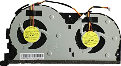 HK-Part Replacement Fan for Lenovo Touch Y50 Y50-70 Y50-70A Y50-70AM Y50-70AS Y50-80 Series CPU Cooling Fan 4-Pin 4-Wire