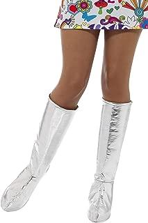Smiffys GoGo Boot Covers -Standard