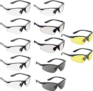 voltX 'constructor'–gafas de seguridad–plano, multicolor