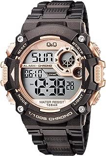 Q&Q Sport Watch For Men Digital Silicone - M146J008Y