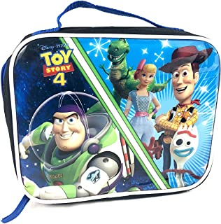 Toy Story 4 Vinyl Insulated Lunch Bag Lunchbox Tote