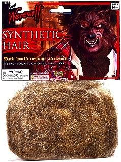 werewolf synthetic hair