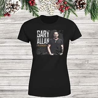 Gary Allan Tour 2018 13 Women's Tee|Shirt