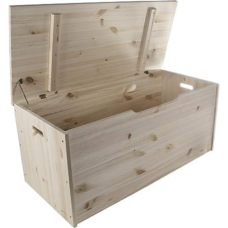 storage seat bench ottoman blanket chest SHOE BOX wooden trunk