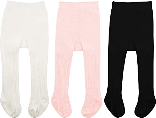 6 Pack Of Baby Infant Toddlers Girl Stocking Warn Legging Pants Tights