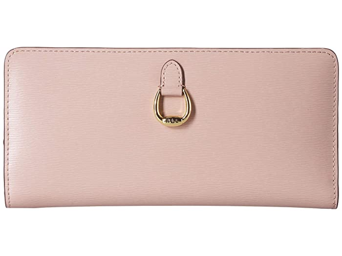 Snap Continental Wallet by Lauren Ralph Lauren