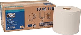 Tork 130211B Paper Wiper, Centerfeed, 2-Ply, 9.00