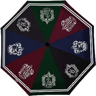 """Harry Potter /""""H per Hogwarts/'S Varsity Half Moon Bay Ombrello"""