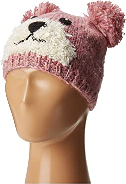 San Diego Hat Company Kids - KNK3505 Bear Knit Cap (Little Kids/Big Kids)