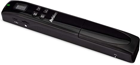 $59 » Avision MiWand 2 Lite - Portable Photo, Document, Book, Magazine Scanner - No Computer Required - Runs on AA Batteries