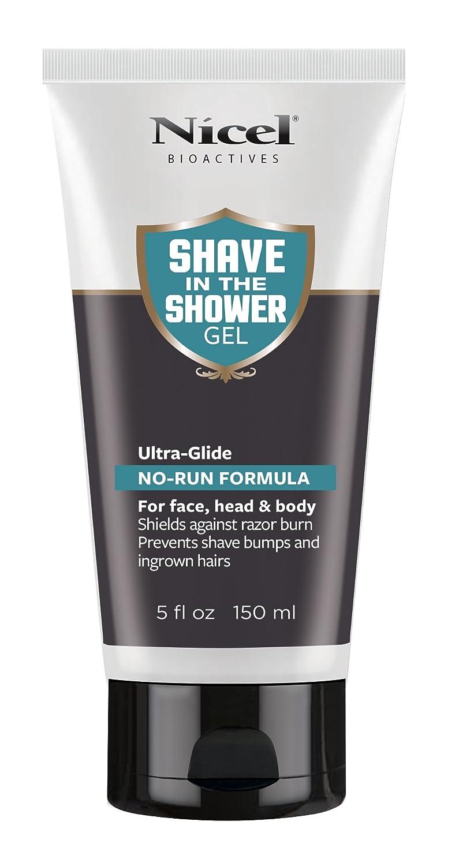 Nicel Men's Shave in the Gel oz. 5 supreme Shower Max 57% OFF