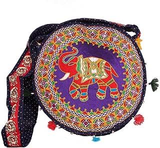 Indian Wholesale 50 pc lot Bulk Mandala Bag Tribal Boho Shoulder & Handbag Ethnic Cotton Messenger Carry Bag For Ladies mn-65