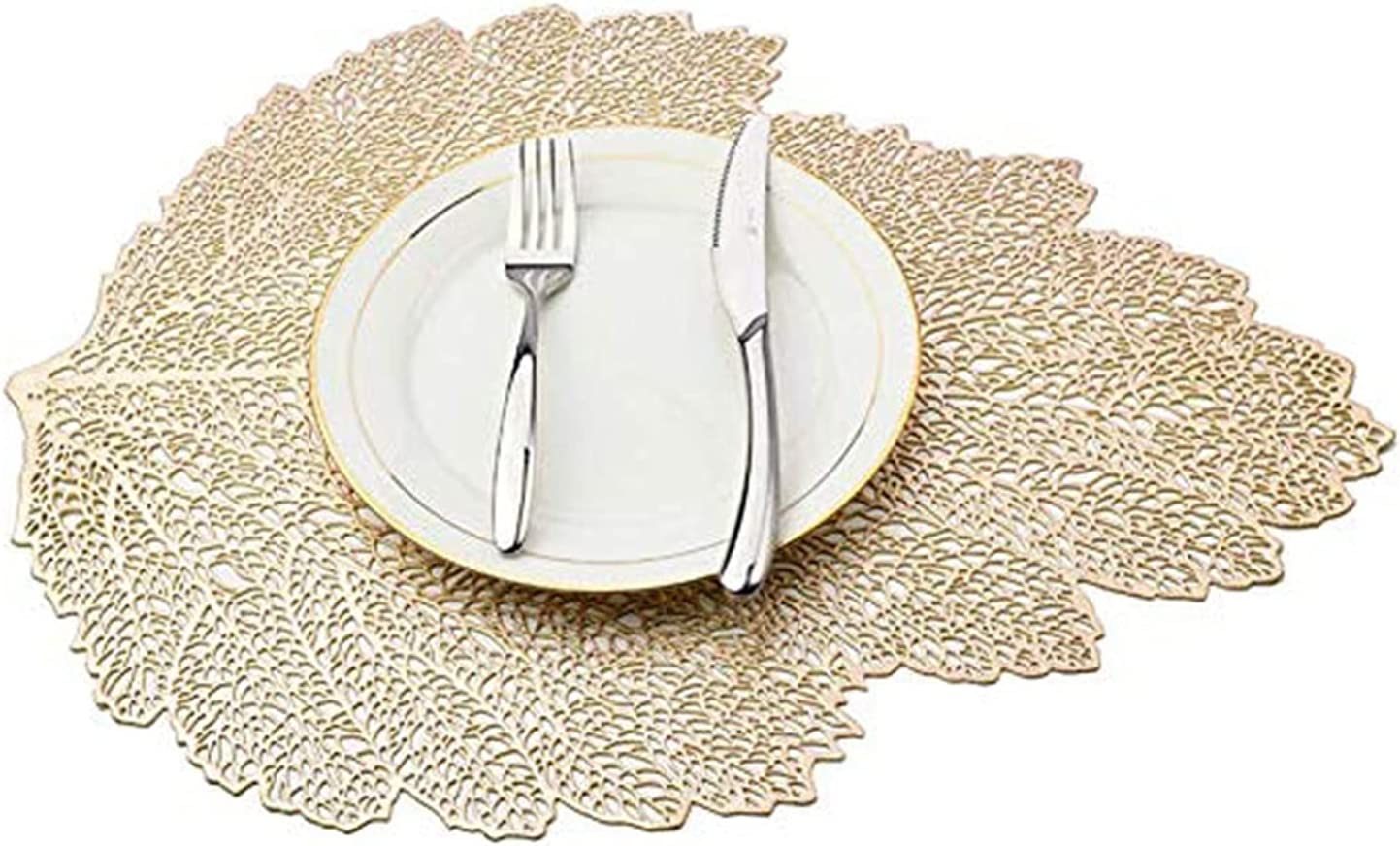 Kitchen Dining Placemats- 4Pcs High material for Table Coaster Placemat OFFicial store