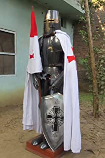 NauticalMart Medieval Wearable Knight Crusader Full Suit of Armour Costume