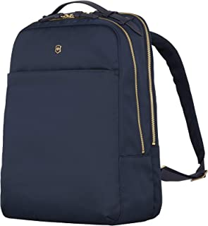 Victorinox Victoria 2.0 Deluxe Business 16-Inch Laptop Backpack, Deep Lake
