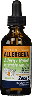 Allergena - Allergy Relief Drops Zone 5 - 2 Ounce